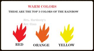 WARM COLORS